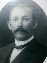 Gründer der Firma Burkhardt